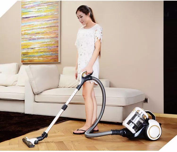 邦家博士吸尘器全面解决家居灰尘和螨虫!