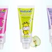 韩国进口儿童牙膏可吞咽低氟防蛀2-3-6-12岁换牙期宝宝牙膏水果味