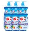 雕牌洗洁精除菌加浓1.02kg*6瓶家用洗碗家庭实惠装家用促销装
