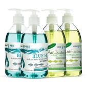 抑菌家用洗手液中性植物精华家庭按压瓶装直营替换随身舒服佳水洗