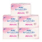 ABC卫生湿巾私处洁阴护理女性湿纸巾房事抑菌率99.9%90片独立片装