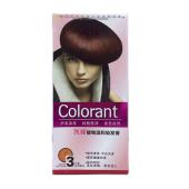 凯捷植物温和染发霜染发剂 染发膏芳香型500毫升*2发廊新款流行色
