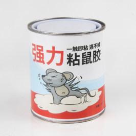 老鼠胶超强力大粘鼠板贴沾鼠胶水捕鼠神器神药粘鼠胶桶装正品家用