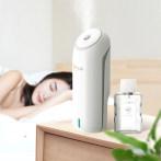小白香熏氛机精油植物天然卧室内除臭家用补充液