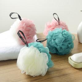 大号洗澡沐浴球泡澡球浴花可爱搓澡搓背起泡洗浴用品沐浴花洗澡巾