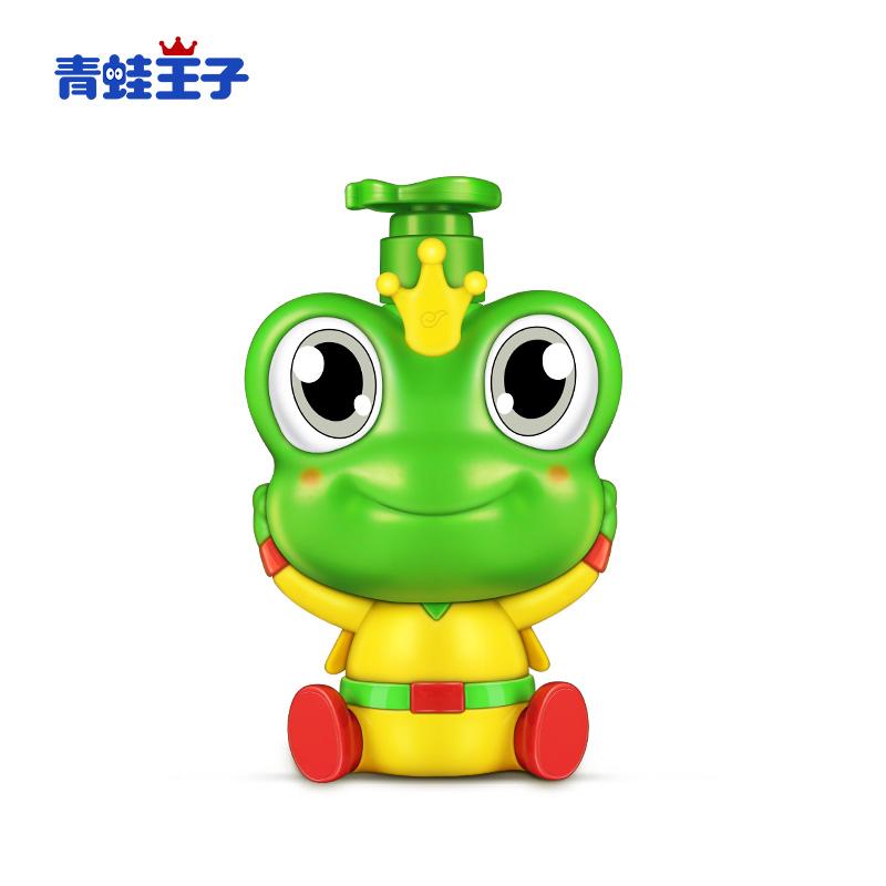 青蛙王子婴幼儿洗护用品宝宝专用卡通沐浴露