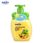 青蛙王子儿童洗发水6 12岁男孩专用女孩去屑止痒宝宝无硅油洗发露