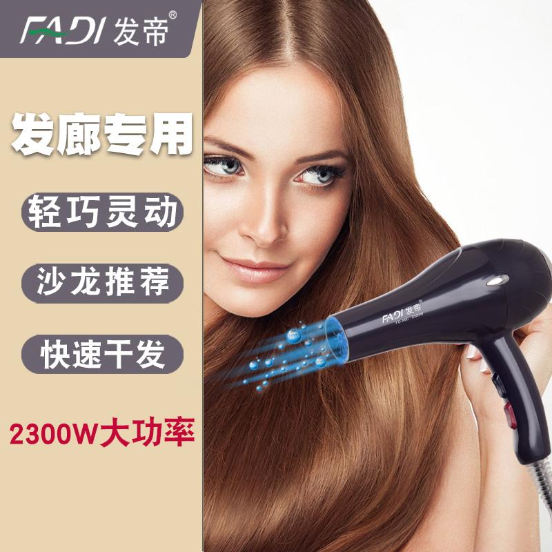 发帝X6C吹风机家用大功率发廊理发店发型师专用静音电吹风筒专业