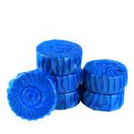 魅洁卫生间厕所除臭洁厕灵蓝泡泡洁厕宝马桶清洁剂洁厕球50粒