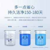 蓝泡泡洁厕灵马桶清洁剂除尿垢清香型厕所除臭正品香薰洁厕宝家用